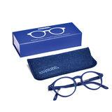 Leesbril Looplabb Faust Donkerblauw _