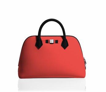 Save My Bag Prinsess Midi Red Coat