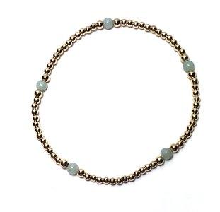 Armband Amazonite