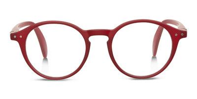 Leesbril Looplabb Faust Burgundy