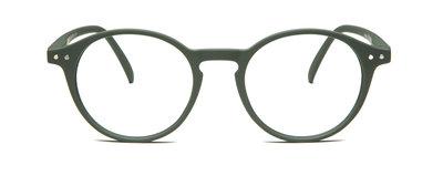 Leesbril Looplabb Faust Olive Green