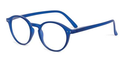 Leesbril Looplabb Faust Donkerblauw